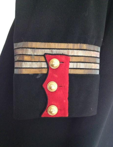 Uniforme grande tenue officier français modèle 31 1931 tenue31.fr infanterie métropolitaine état-major