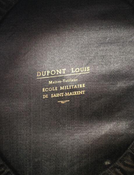 Uniforme grande tenue officier français modèle 31 1931 tenue31.fr chasseurs à pied et alpins.