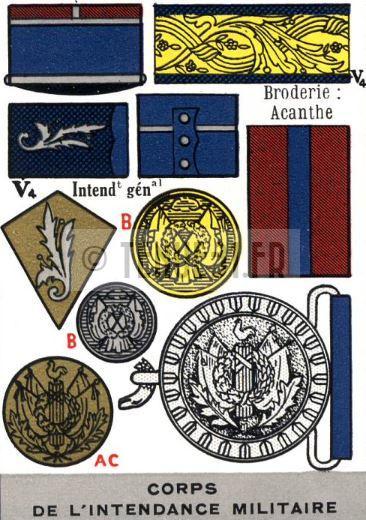 Uniforme grande tenue officier français modèle 31 1931 tenue31.fr intendance