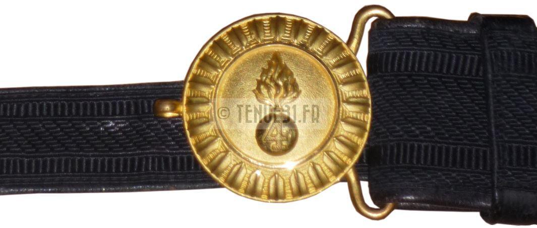 Uniforme grande tenue officier français modèle 31 1931 Légion étrangère
