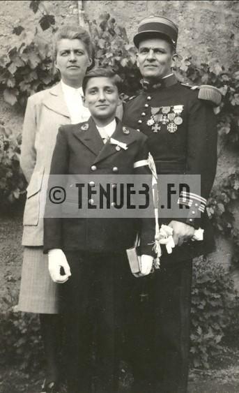 Colonel breveté d'artillerie
