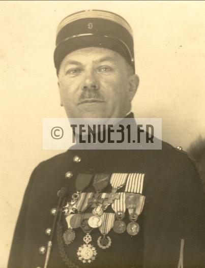 Capitaine du 9e RZ
