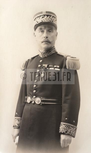 Médecin Général Chrétien 19 nov 1932