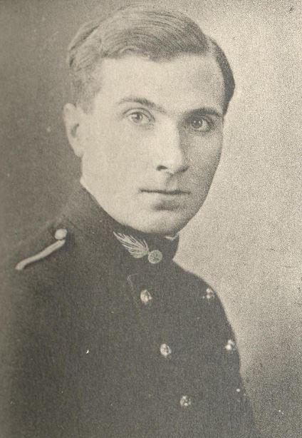 Uniforme officier artillerie Lieutenant Maire polytechnique