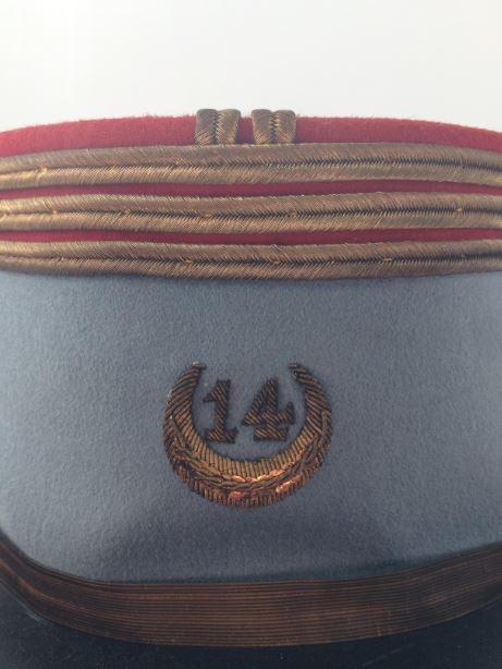 Uniforme grande tenue officier français modèle 31 1931 tenue31.fr tirailleurs algériens tunisiens