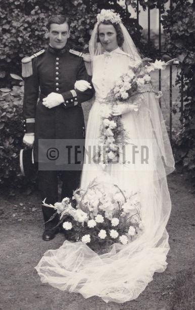 Uniforme grande tenue officier français modèle 31 1931 tenue31.fr service santé armées vétérinaire