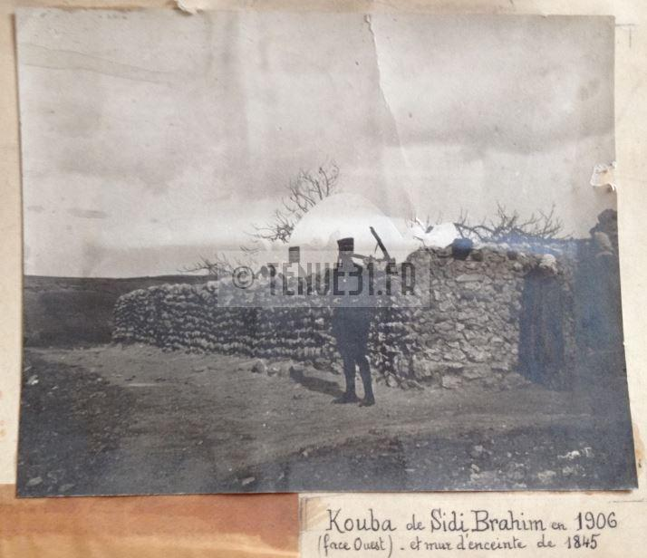 Sidi-Brahim Sidi Brahim Marabout Kouba Montagnac 8ème BCP Bataillon Chasseurs à Pied 1845