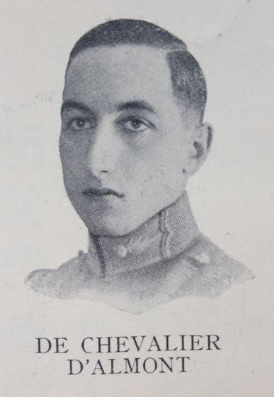 Rodolphe de Chevalier d'Almont Saint-Cyr
