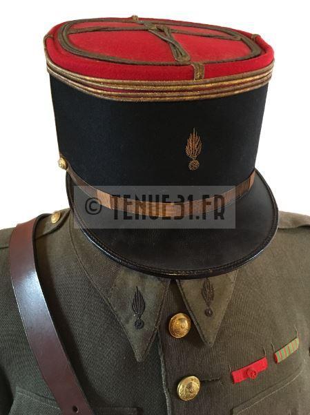 Tenue de campagne Lieutenant Interprète