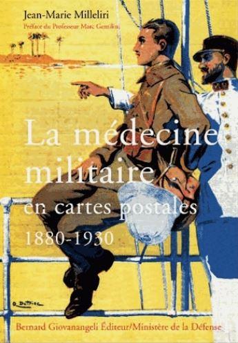 La médecine militaire en cartes postales (1880-1930)