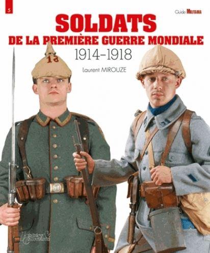 Soldats de la Première Guerre mondiale