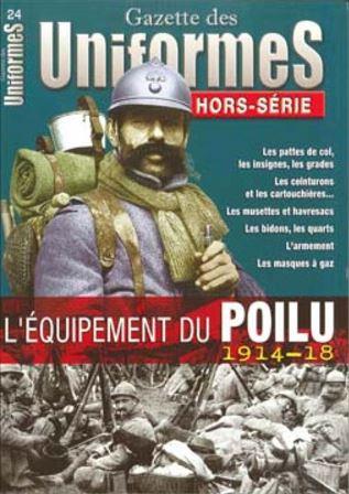 L'équipement du poilu 1914-18