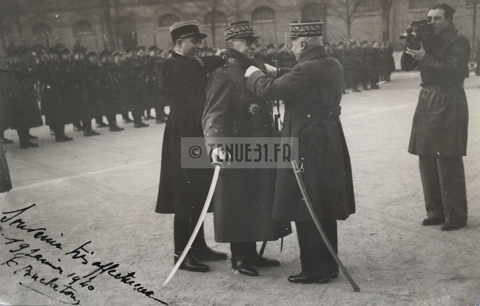 Général Bucheton
