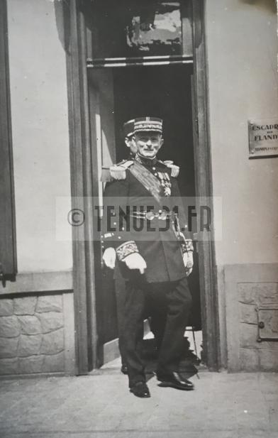 Général Weygand Escadron de Flandres
