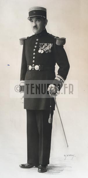 Lieutenant-Colonel 10e Régiment Génie