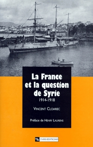 La France et la question de Syrie