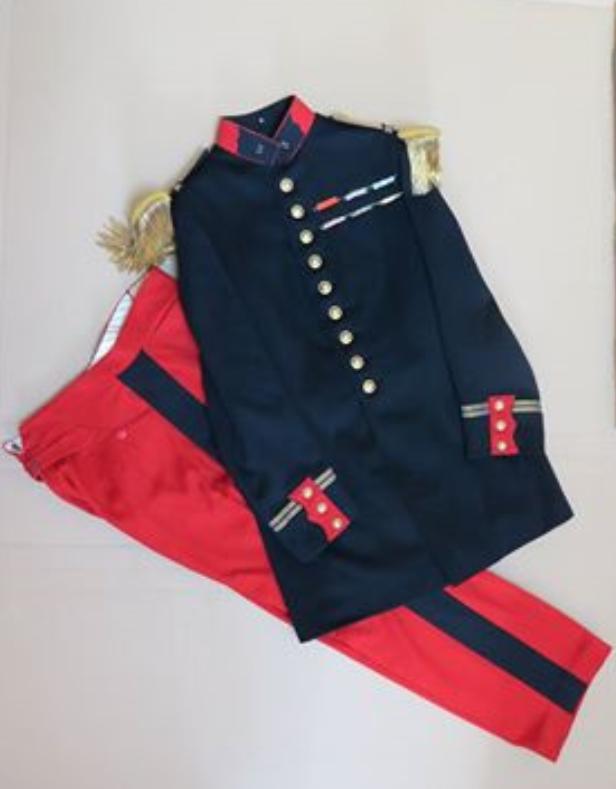 Lieutenant 3e RIA