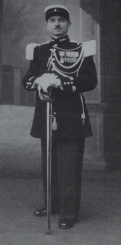 Photo lieutenant de Gendarmerie Départementale Hébrard