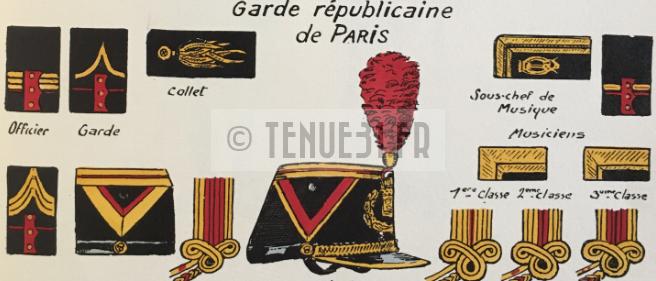 Garde Républicaine de Paris
