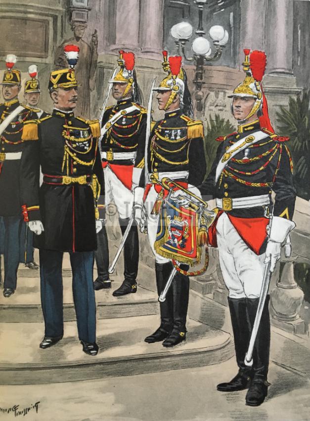 Gendarmerie - Garde Républicaine de Paris - Musique