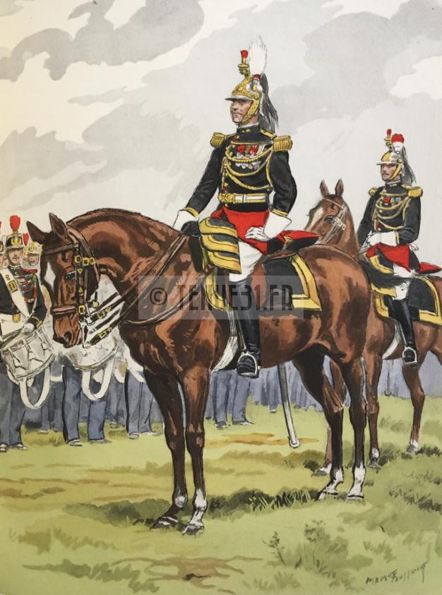 Gendarmerie -Garde Républicaine de Paris