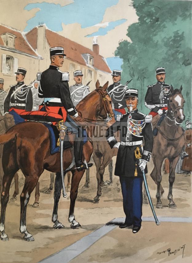 Gendarmerie -Gendarmerie Départementale