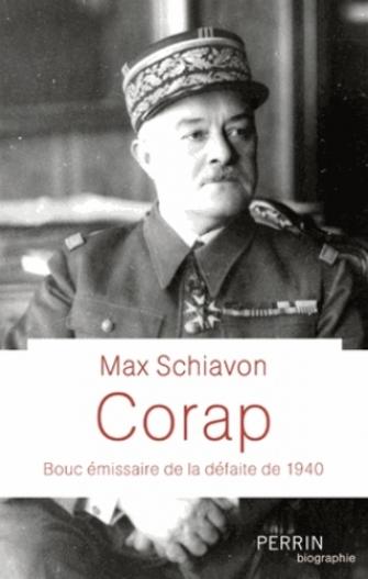 Corap - Bouc émissaire de la défaite de 1940