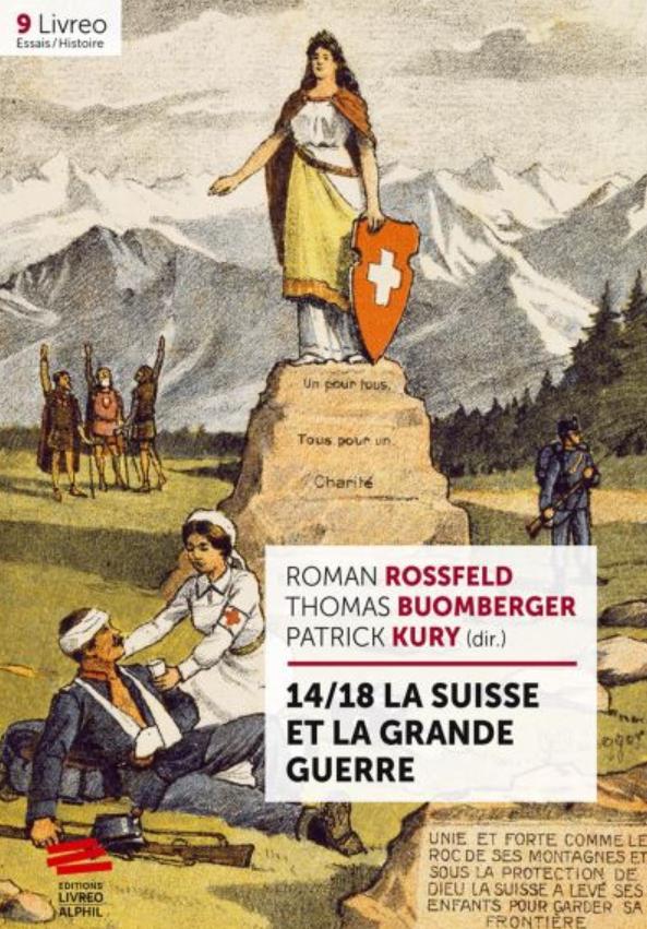 1418 La Suisse et la Grande Guerre