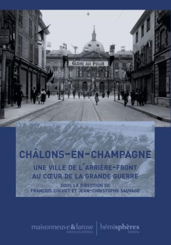 Livre histoire militaire: Chalons en Champagne