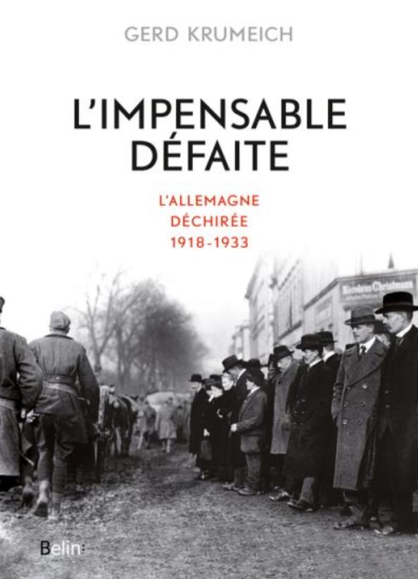 L'impensable défaite 1918-1933