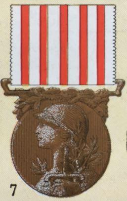médailles ordres et décorations militaires : Comémorative 14-18