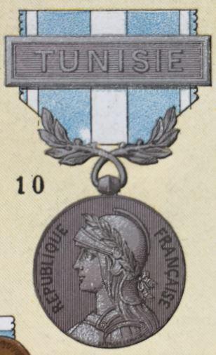médailles ordres et décorations militaires : Médaille Coloniale