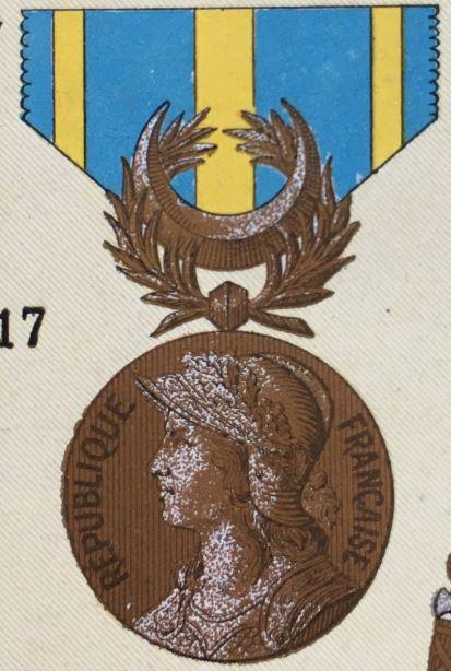 médailles ordres et décorations militaires : Médaille d'Orient