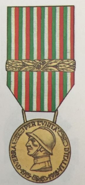 Médaille de la Guerre 1915-1918