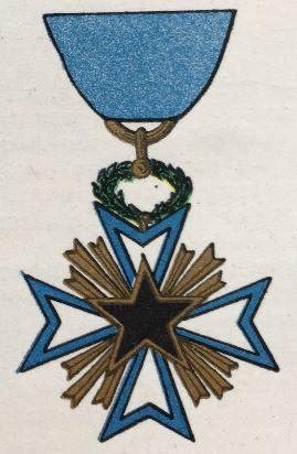 médailles ordres et décorations militaires : Ordre de l'Etoile Noire du Bénin