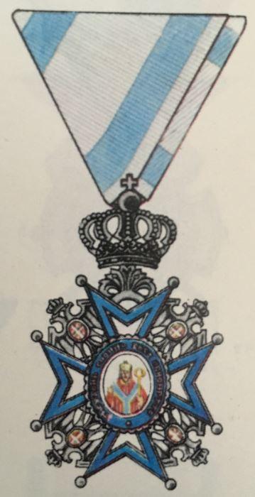 Ordre royal de Saint-Sava