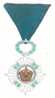 Ordre de la couronne de yougoslavie