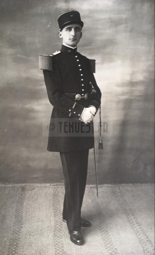 Sous-lieutenant 67e RAA