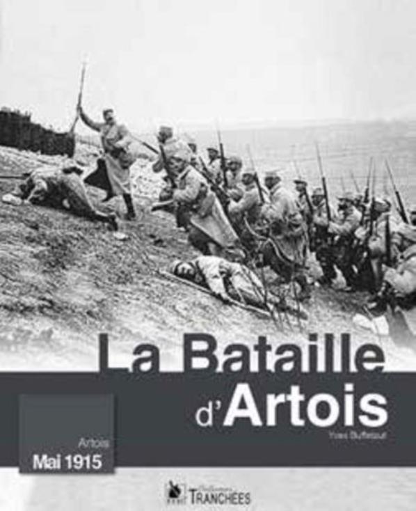 Livre histoire militaire: La bataille d'Artois, mai 1915