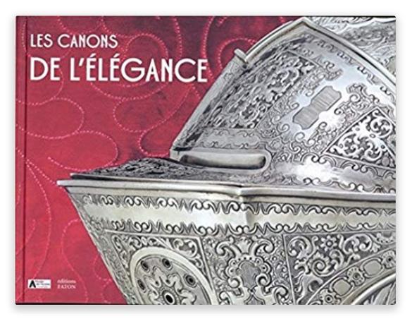 Catalogue exposition Canons de l'élégance