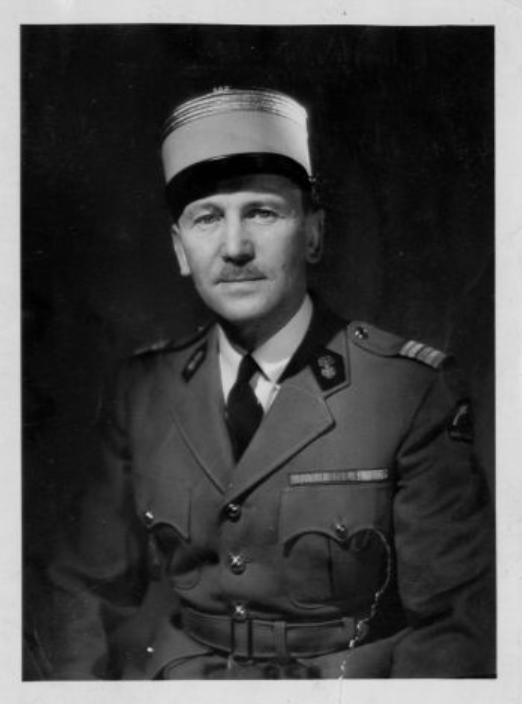 LCL Bernard Pougin de la Maisonneuve