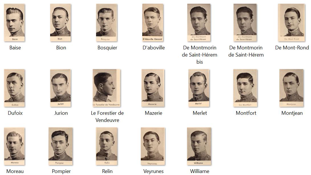 117e promotion Saint-Cyr Maréchal Joffre