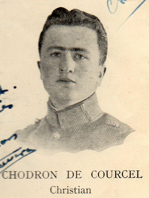 Chodron de Courcel