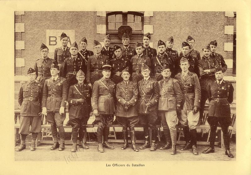 Commandant Marlier off du 30ème BCP