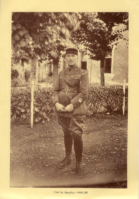 commandant Marlier