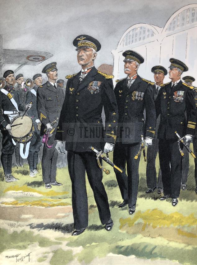 Aéronautique militaire - généraux