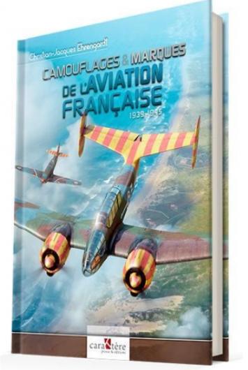 Camouflages et marques de l'aviation française (1939-1945) 49,90€