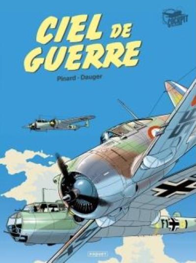 Ciel de guerre - integrale t.1 a t.4 35€