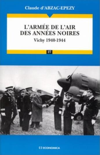 L'armee de l'air des annees noires, 1940-1944 30€