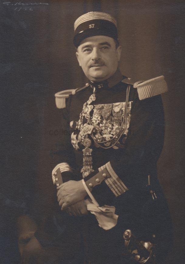 Colonel Lambert chef de corps du 37e RI 2